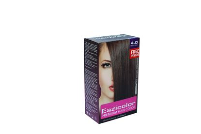 Picture of EaziColor Women Kit 4.0 Medium Brown 60ML
