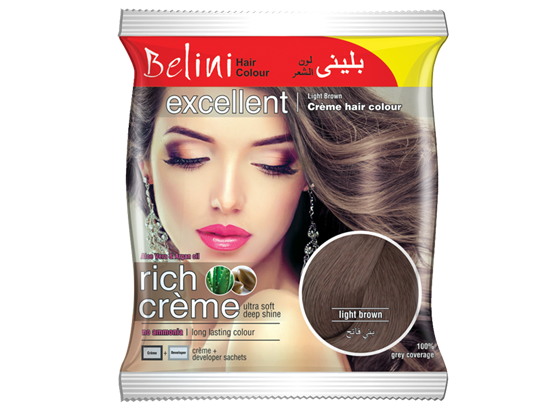 Picture of Belini Sachet Light Brown