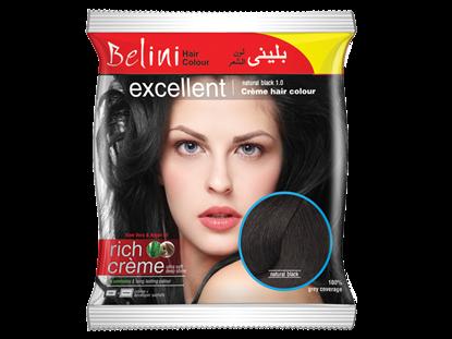 Picture of Belini Sachet Natural Black 1.0