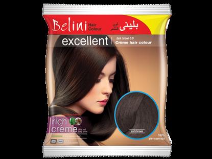 Picture of Belini Sachet Dark brown 3.0