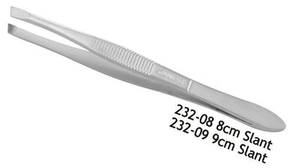 Picture of Tweezers Stainless Slant (232-08)