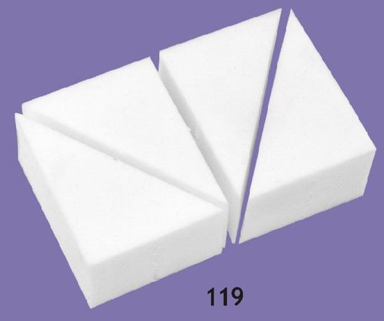 Picture of Set of 4 sponges (119)