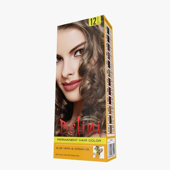 Picture of Belini Kit Pack Ash Blonde (7.1)