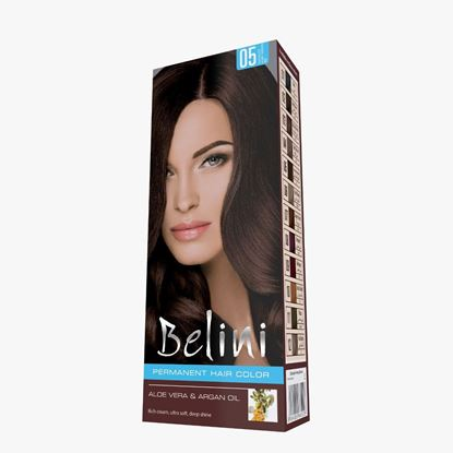 Picture of Belini Kit Pack Chocolate Honey Brown (5C)