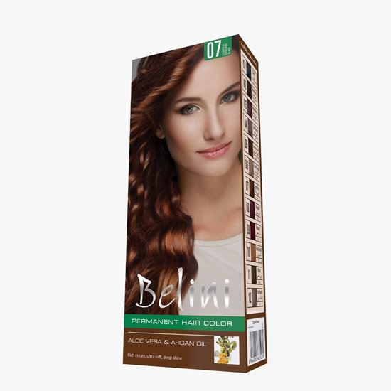 Picture of Belini Kit Pack Copper Brown (5.43)