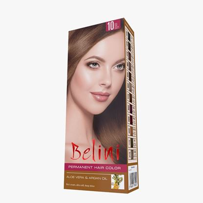 Picture of Belini Kit Pack Golden Blonde (7.3)
