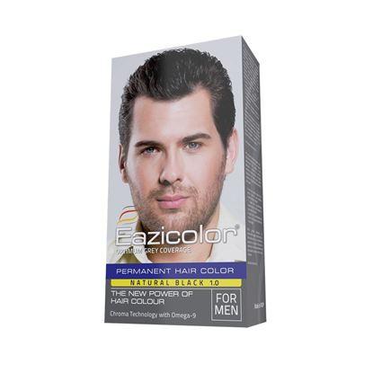 Picture of EaziColor Men Kit Head Black (1.0)