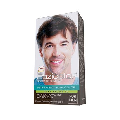 Picture of EaziColor Men Kit Head Dark Brown (3.0)